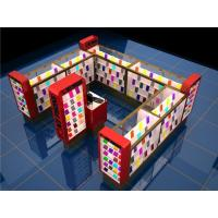 Wholesale phone kiosk decoration design with high quality T001 from china suppliers
