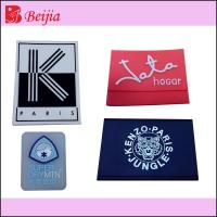 Wholesale new design silicone label for garment from china suppliers