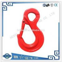 Wholesale factory safety new style forged eye sling hook with latch from china suppliers