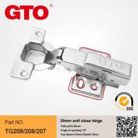 Buy cheap TG209 hydraulic cabinet hingefor sale from Wholesalers