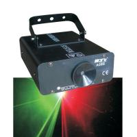 Buy cheap Laser light series A086eight-effect red and green laser from wholesalers