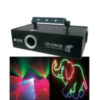 Buy cheap Laser light series CR-03RGBAnimation Laser from wholesalers