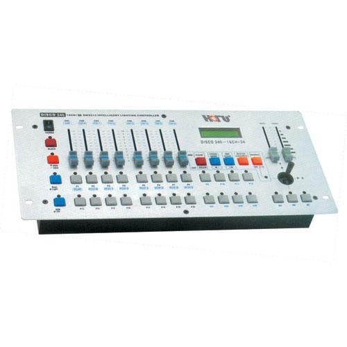 Quality Computer console series DISCO 240 512 Controller for sale