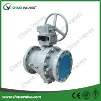 Wholesale 8-inch-2-piece-cast-steel-trunnion-ball-valve from china suppliers
