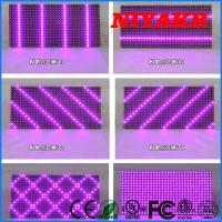 Wholesale P10outdoor purplecolorLEDmodule from china suppliers