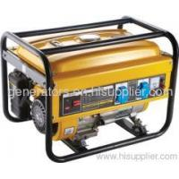 China 2.8KW CE Standard GASOLINE GENERATOR on sale
