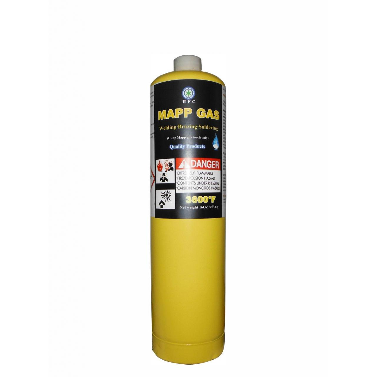 Wholesale Mapp gas(16oz) from china suppliers