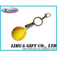 Buy cheap Foam Floating Playing Ball Keyring from Wholesalers