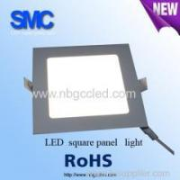 Natural White AC95V-265V housing 85*85mm led square panel light