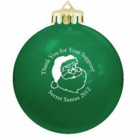 China Personalized Xmas Ornaments on sale