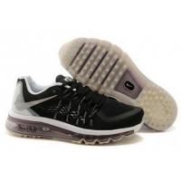 Wholesale Air Max 2015 Mens Black White Most Comfortable Sneakers from china suppliers