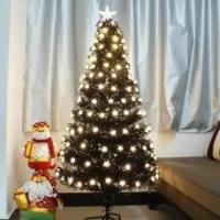 China outdoor fibre optic christmas trees on sale