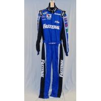 Wholesale Carl Edwards Fastenal Simpson SFI-5 Race Used NASCAR DRIVER SUIT #4595 42/32/32 from china suppliers
