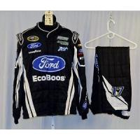 Ricky Stenhouse Sparco Ford EcoBoost SFI5 NASCAR Racing Suit #4497 44/36/32