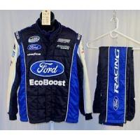Wholesale Chris Buescher Ford Ecoboost Sparco SFI5 NASCAR Racing Suit #4613 46/30/31 from china suppliers