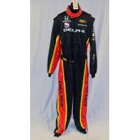 Wholesale Delphi OMP Panther Racing NOMEX Indy Car Racing Fire Suit. FIA Rated #4479 46/42/34 from china suppliers