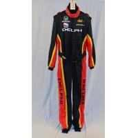 Wholesale Delphi OMP Panther Racing NOMEX Indy Car Racing Fire Suit. FIA Rated #4477 46/40/34 from china suppliers