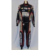 Wholesale National Guard Sparco NOMEX Indy Car Racing Fire Suit. FIA and SFI5 Rated #4462 42/32/32 from china suppliers