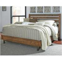 China B663-58-ck Ashley Furniture Dondie - Warm Brown California King Sleigh Bed on sale