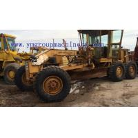 Buy cheap Motor Grader CATERPILLAR 12G GRADER,12G USED GRADER from wholesalers