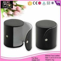Wholesale Custom Leather Tie Packaging Box Wholesale from china suppliers