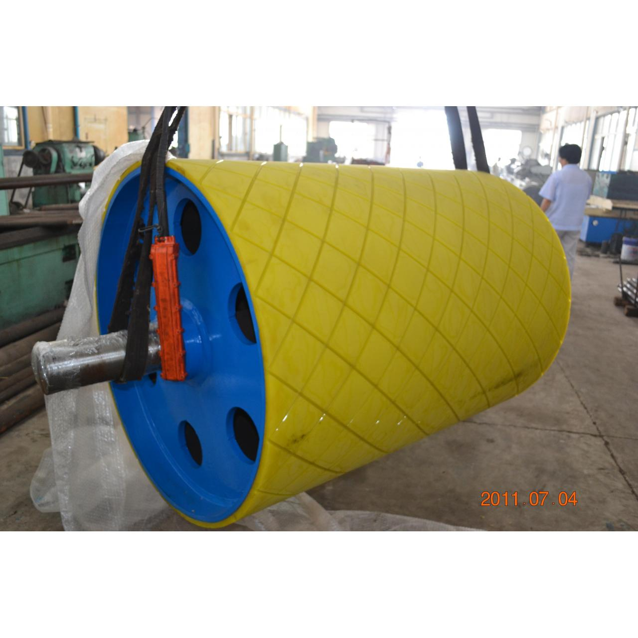 Buy cheap Polyurethane coated roller from Wholesalers