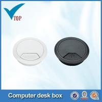 Wholesale Round shape plastic desk cable grommet from china suppliers
