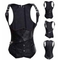 Buy cheap Gothic Steampunk Waist Trainer Corsets from Wholesalers