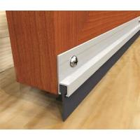 Buy cheap Multi shaped rubber extruded Door Sweep(aluminium alloy and rubber) from wholesalers