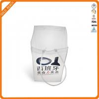 Wholesale PVC Wine Tote Ice Cooler Bag for 2 Bottles from china suppliers