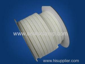 Quality Polyacrylonitrile Gland PTFE Braided Packing for sale