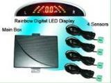 China RVM-1007 Rainbow digital LED display parking sensor on sale
