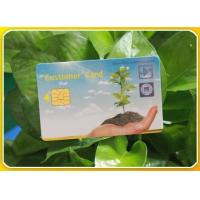 Wholesale Print Contact IC Card from china suppliers