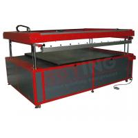 Wholesale Large format electrical screen printer from china suppliers