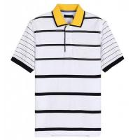 Wholesale 2016Top Fashion Men Striped Polo Shirt from china suppliers