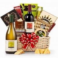China The Royal Treatment Wine Gift Basket NO.49 deliver gift to shang on sale