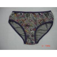 Buy cheap Woman's brief JQY8501 from Wholesalers