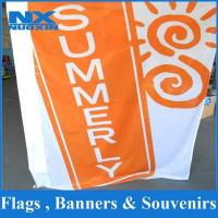 China custom outdoor banner outdoor custom banners outdoor signs and banners on sale