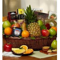 China Fruit & Cheese Gift Basket NO.3 delivery gift to taiwan on sale