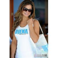 Wholesale White UjENA Tank Sportswear from china suppliers