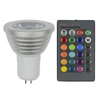 Wholesale 2.3$ USD Christmas Lamp Di RGB LED Spot Light from china suppliers