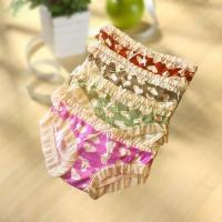 Wholesale Lady heart-shaped colorful underwear from china suppliers