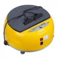 China Whole Body Vibration Plate with Round Shape Remote Controller 3 Automatic Programs on sale