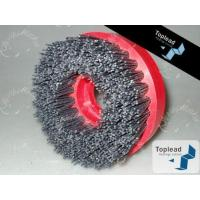 Wholesale abrasive nylon disc brush of silicon carbide from china suppliers