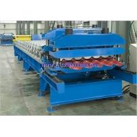 Wholesale HYX28-205-825 High speed step tile forming machine from china suppliers