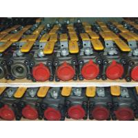 Wholesale floating ball valve design 3-PC Body Floating Ball Valve from china suppliers