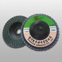 Wholesale ZPD100 ZPD-Zirconia Double Flaps Disc (Plastic Backing) from china suppliers