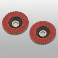 Wholesale SZFD100 SZFD-Ceramic & Zirconia Double Flaps Disc (Fiber Backing) from china suppliers