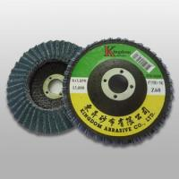Wholesale ZFD100 ZFD-Zirconia Double Flaps Disc (Fiber Backing) from china suppliers