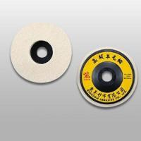 Buy cheap PW100 PW-Felt Polishing Disc (Plastic Backing) from wholesalers